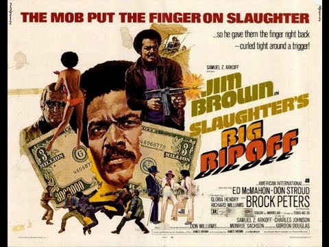 Bad Movie Fiends 162: Slaughter's Big RipOff 1973