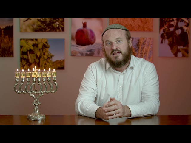 8th Night by the Candles – Rabbi Shlomo Katz