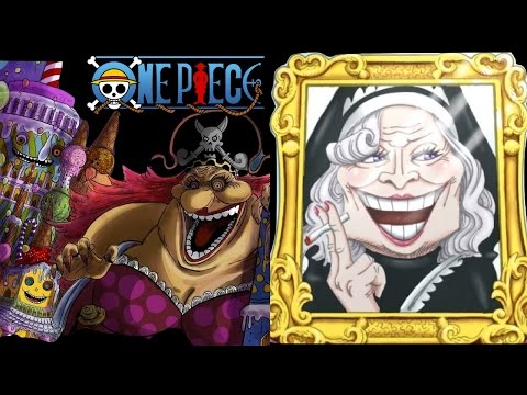 Yup. Big Mom Has Completely Lost Her Mind!!! One Piece Ch Review