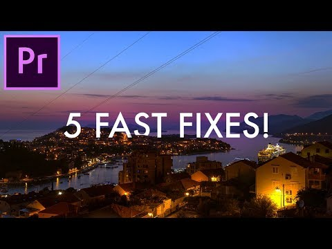 5-fast-fixes-to-common-frustrating-problems-in-adobe-premiere-pro!-(video-editing-how-to)-(cc-2018)