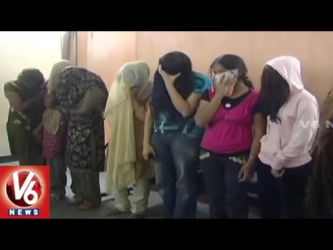 CID Busts Human Trafficking Racket In Medak District, Rescues 30 Women | V6 News