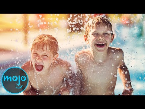 Top 5 Things You Didn't Know About Water Parks