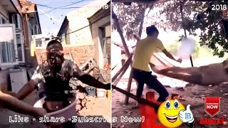 [102YOU] Must Watch New Funny, Best Fails of Comedy Videos 2018, Episode 11