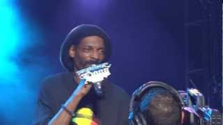 Snoop Lion I Wanna Fuck You Akon Live Montreal 2012 HD 1080P