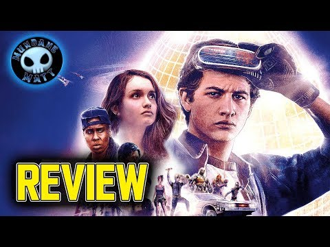 READY PLAYER ONE (Review + Spoilers)