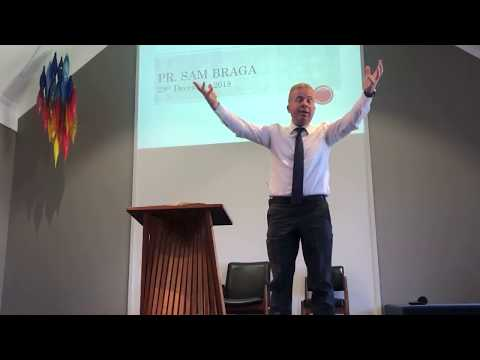 GIVING ALL TO GOD THIS NEW YEAR  (sermon) By Pastor Sam Braga