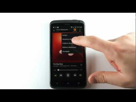HTC One X - music, video - part 3