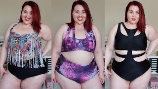 Monif C Swimsuit Try-On Haul