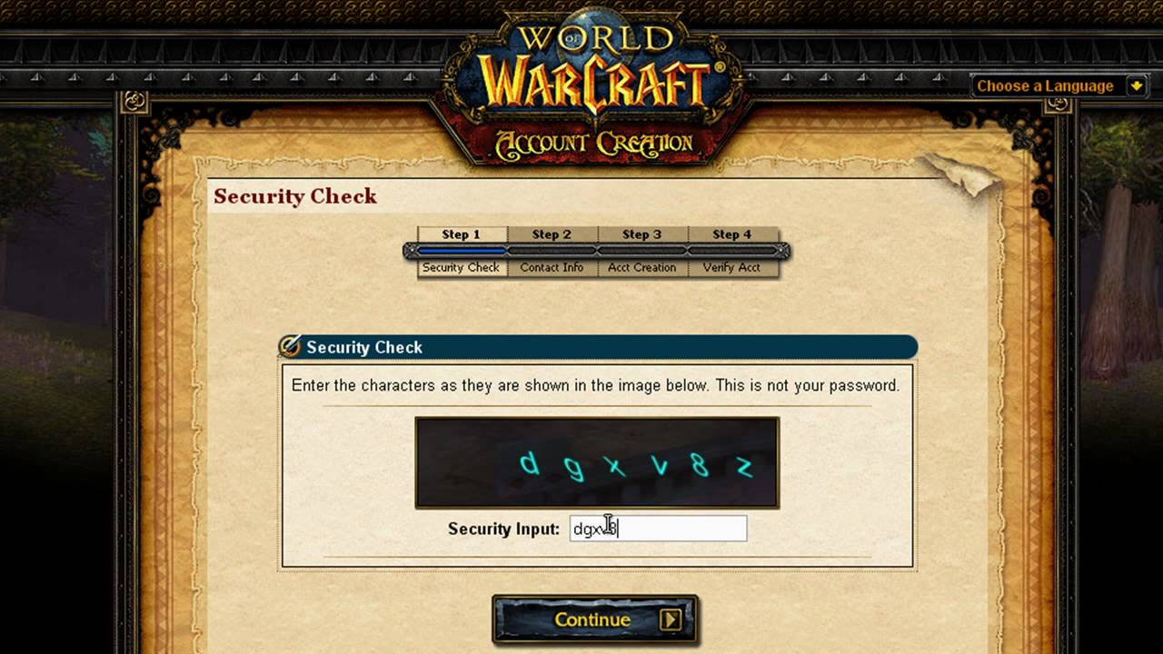 How To Fix World World Of Warcraft Error 132 Access