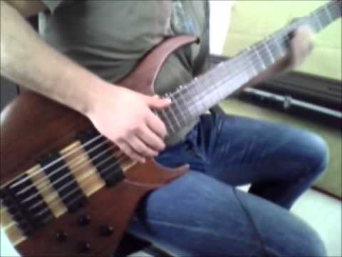 One Shot One Kill   Pro Pain Bass Cover