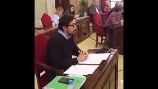 Pleno Ordenanzas Fiscales 2016 - Por qué votamos 'no'