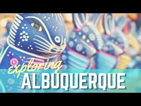 Exploring Albuquerque's Old Town 🚐💨 RV Living Full Time 💯 Albuquerque Ballon Festival New Mexico