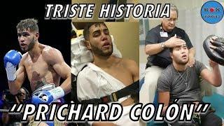 LA TRISTE HISTORIA DE PRICHARD COLÓN