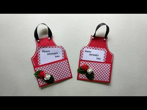 Mothers Day Apron Pattern