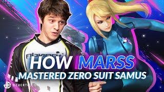Why Marss MAINS Zero Suit Samus in Smash Ultimate