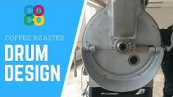Importance of the Design and Features of the Coffee Roasters Drum