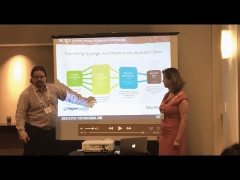 Agile Competitive Intelligence - SCIP 2017