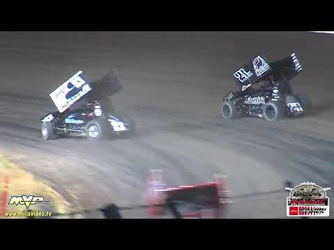 KING OF THE WEST-NARC @ CALISTOGA SPEEDWAY - JUNE 23, 2018
