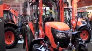 Kubota, deux tracteurs M60 supplémentaires
