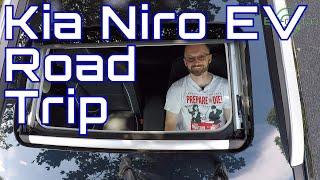 Kia Niro EV Road Trip to Lake George NY