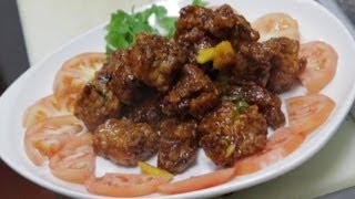 Sweet and Sour Pork Ribs 糖醋排骨