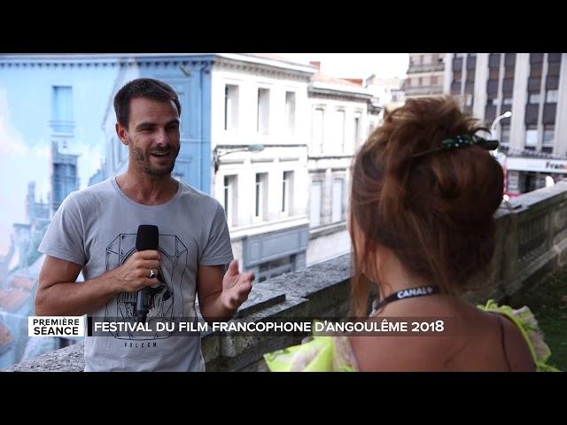 Première Séance - Festival du film francophone d'Angoulème