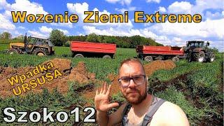 Wpadka Ursusa 1014 [Vlog#56] Ekstremalne wożenie ziemi