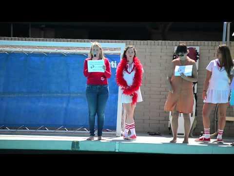 Castilleja School Ice Bucket Challenge