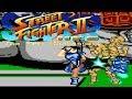 SUPER STREET FIGHTER II 【NES EDITION】 - PC LONGPLAY - Play as Chun-Li (COMPLETE PLAYTHROUGH)