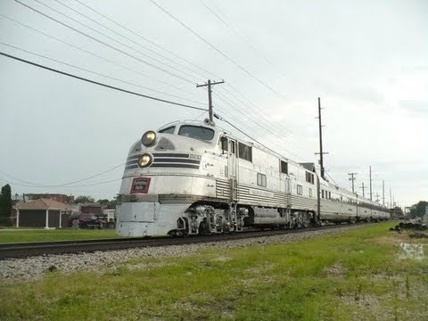 Train Festival 2011: Nebraska Zephyr to Bureau