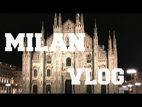 Vlog in Milan | Fitness tips while travelling