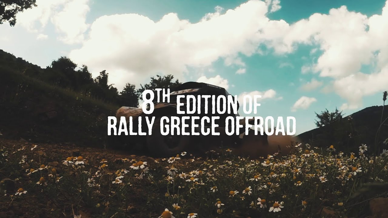 Promo Video 2021 Rally Greece Offroad