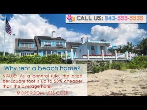 myrtle beach vacation rental oceanfront