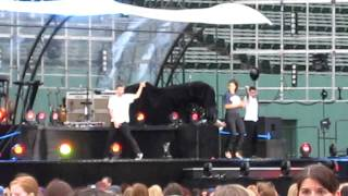 Jordin Sparks - I Am Woman Fenway Park 6/11/11