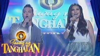 Tawag ng Tanghalan: Aila Santos and Sam Mangubat | Narito Ako (Day 4 Semifinals)