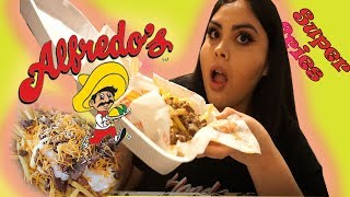 carne asada fries mukbang |eating show!
