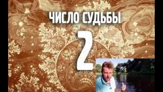 Число судьбы 2. Число Кармы 2. Ведическая нумерология