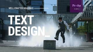 mTitle MAX Plugin for Adobe Premiere Pro and After Effects - MotionVFX