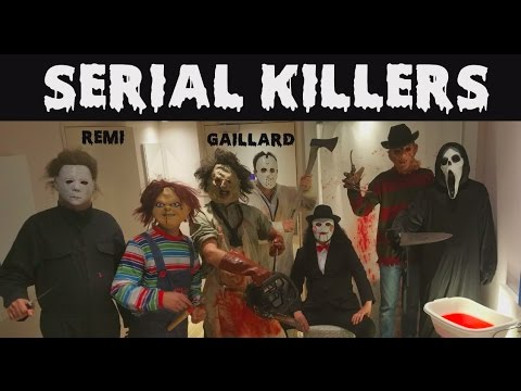 serial killers remi gaillard   youtube