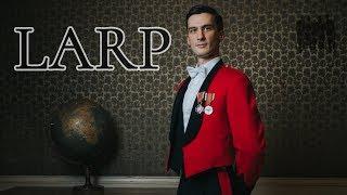 Czym jest larp - Wehikuł czasu w formie gry - Czas Gentlemanów na Fairweather Manor