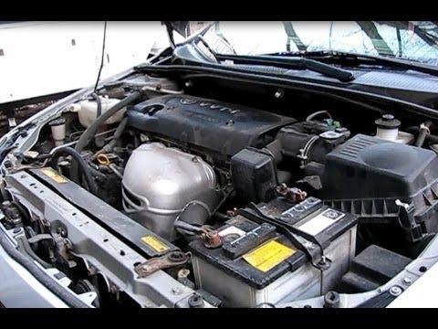 A Fuel Filter On 2005 Scion Xa