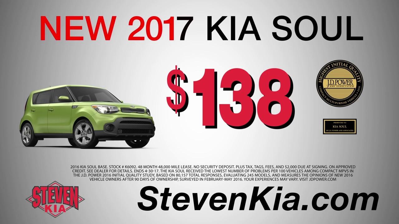 Amazing 2017 04 Steven Kia Bumper Soul