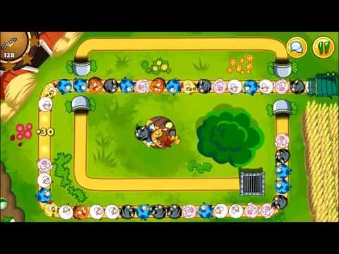 Bubble Zoo Rescue 2 - Gameplay video