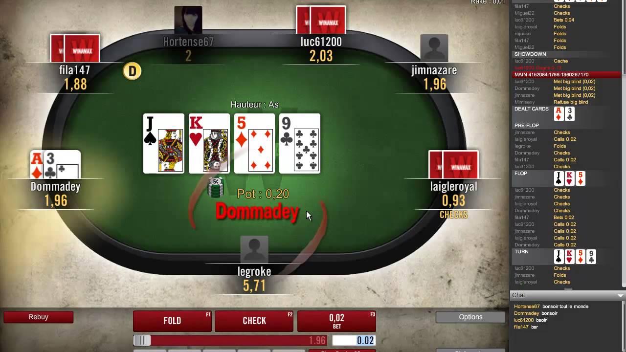 Conseil poker pro blackjack company heathrow
