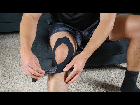 Remove Kinesiology Tape Pain-Free