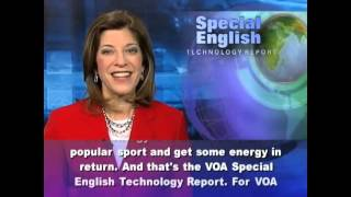 VOA learning English 2015 Part 19-Technology Report-Luyện Nghe Tiếng Anh Qua Tin Tức VOA
