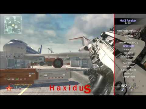 Mw2   Parallax [1 14] SPRX Mod Menu