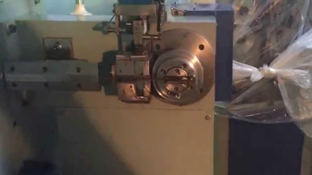 cnc wire forming machine