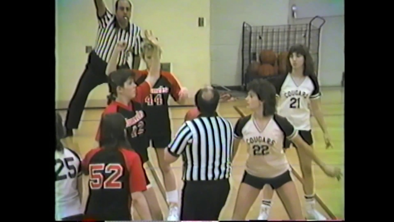 NCCS - Plattsburgh Girls  2-5-87