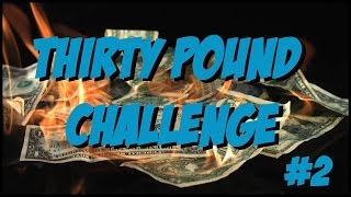 £30 Challenge Episode 2 (Do Try Not To Die)